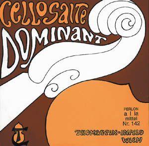 Thomastik Dominant Cello 3/4 Satz 147 mittel (142,143,144,145)