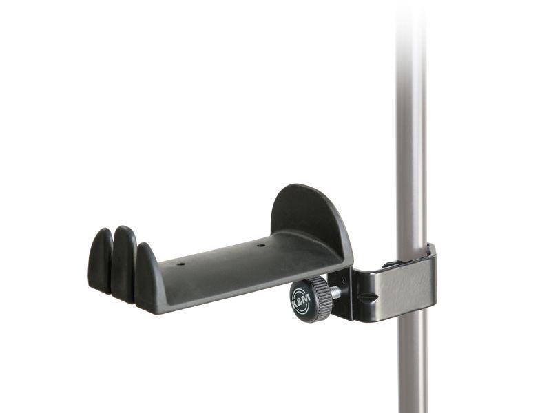 K&M 16080 Kopfhörer-Stativhalter für Mikrofonständer
