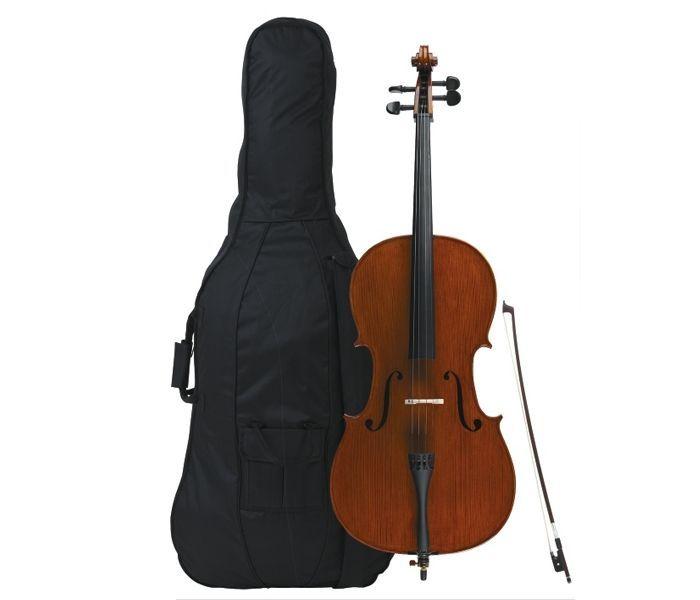 GEWA Ideale Cello 3/4 incl. Cellosack und Bogen