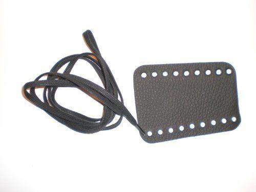 Handschutz / Griffschutz Konzerttrompete, Leder, Schutz gegen Handschweiß