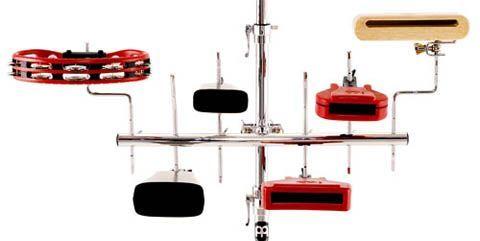 Meinl PMC-6 Percussion Mount Percussionhalter 6-fach