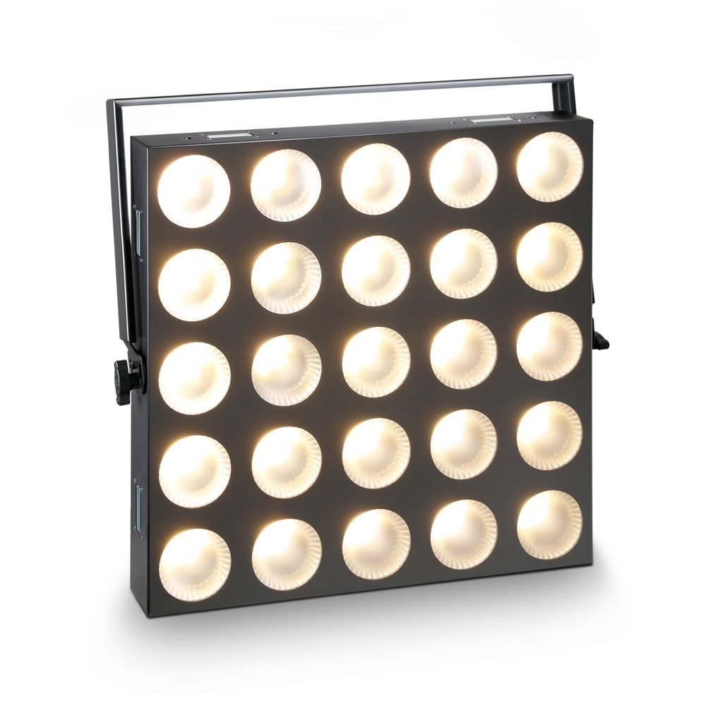 Cameo Matrix Panel 3 WW, 5 x 5 LED Matrix Panel mit Single Pixel Control