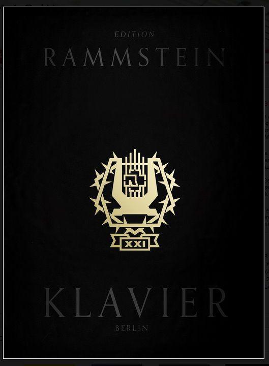 Noten Rammstein: XXI 21 Notenbuch Klavier - inklusive CD Bosworth BoE 6337