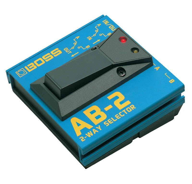 Boss AB-2 Footswitch