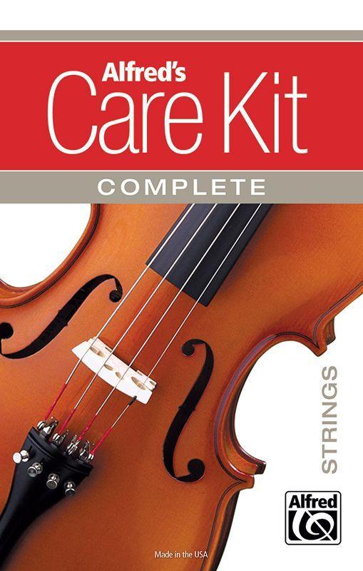 Care Kit Pflegeset für Streicherinstrumente Alfred  99-1474090 EAN 038081474090