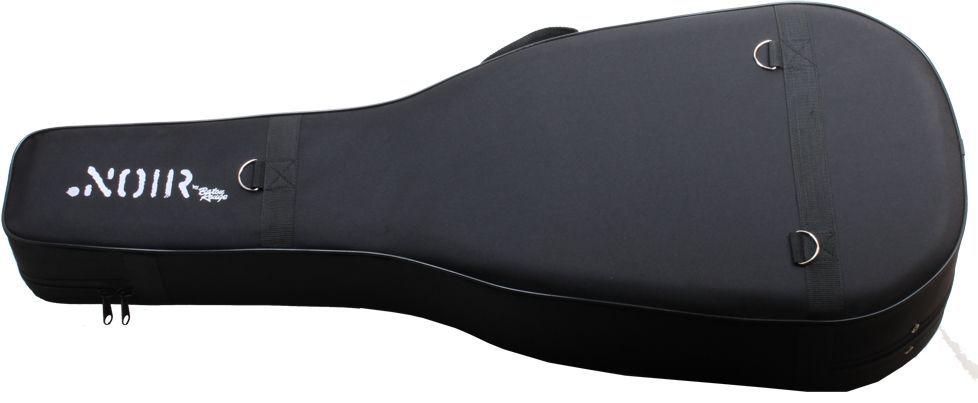 Softcase für Konzertgitarre, Konzertgitarrenkoffer Mark, leicht, Rucksackgurte