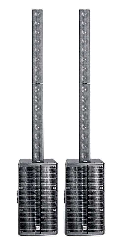 HK Audio Elements Big Base aktives PA-System Komplett-SET