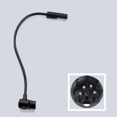 "Littlite 12 XR 4 LED XLR 4pol. gewinkelt, 12"" / 30cm  LED Schwanenhalslampe"
