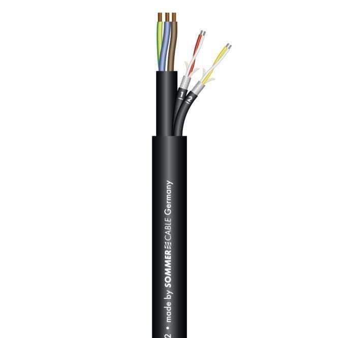 Sommer Cable Monolith-2 Kombi-Kabel, Meterware