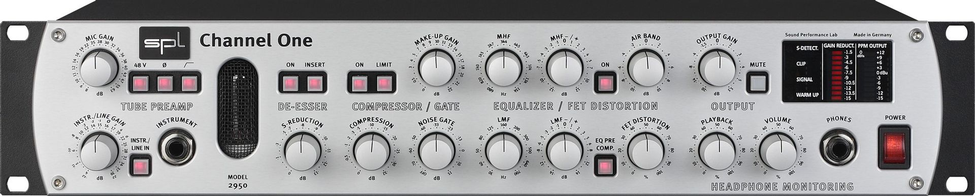 SPL Channel One 2950 Preamp