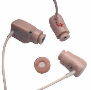 Hearsafe HS 15-4 beige In-Ear Hörer