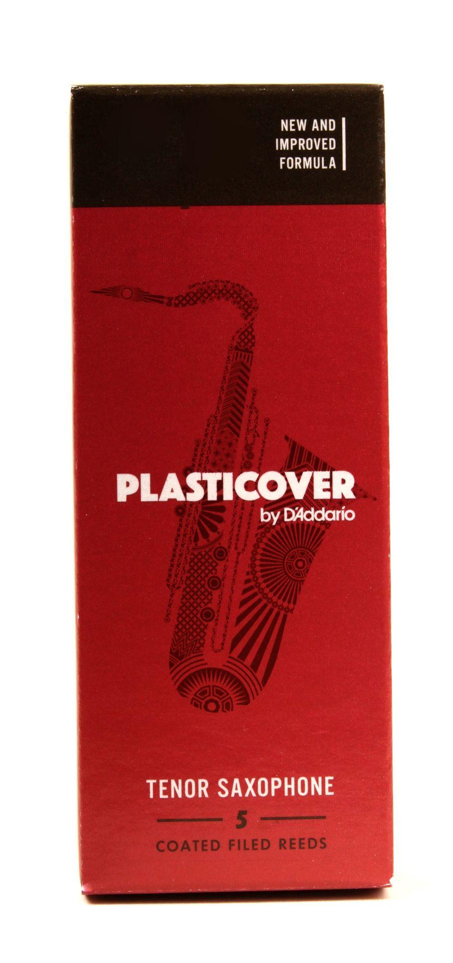 Plasticover Tenorsaxophon 2,5 Blatt