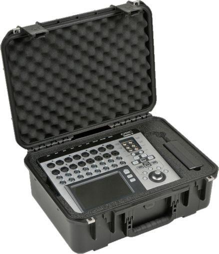 QSC TouchMix-8  Digitalmixer SET 2  Mixer Bundle  mit SKB Mischpultcase