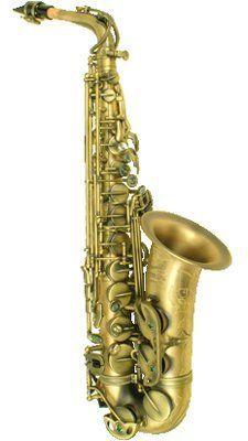 P.Mauriat System-76 GL Altsaxophon, Goldmessing Schallstück