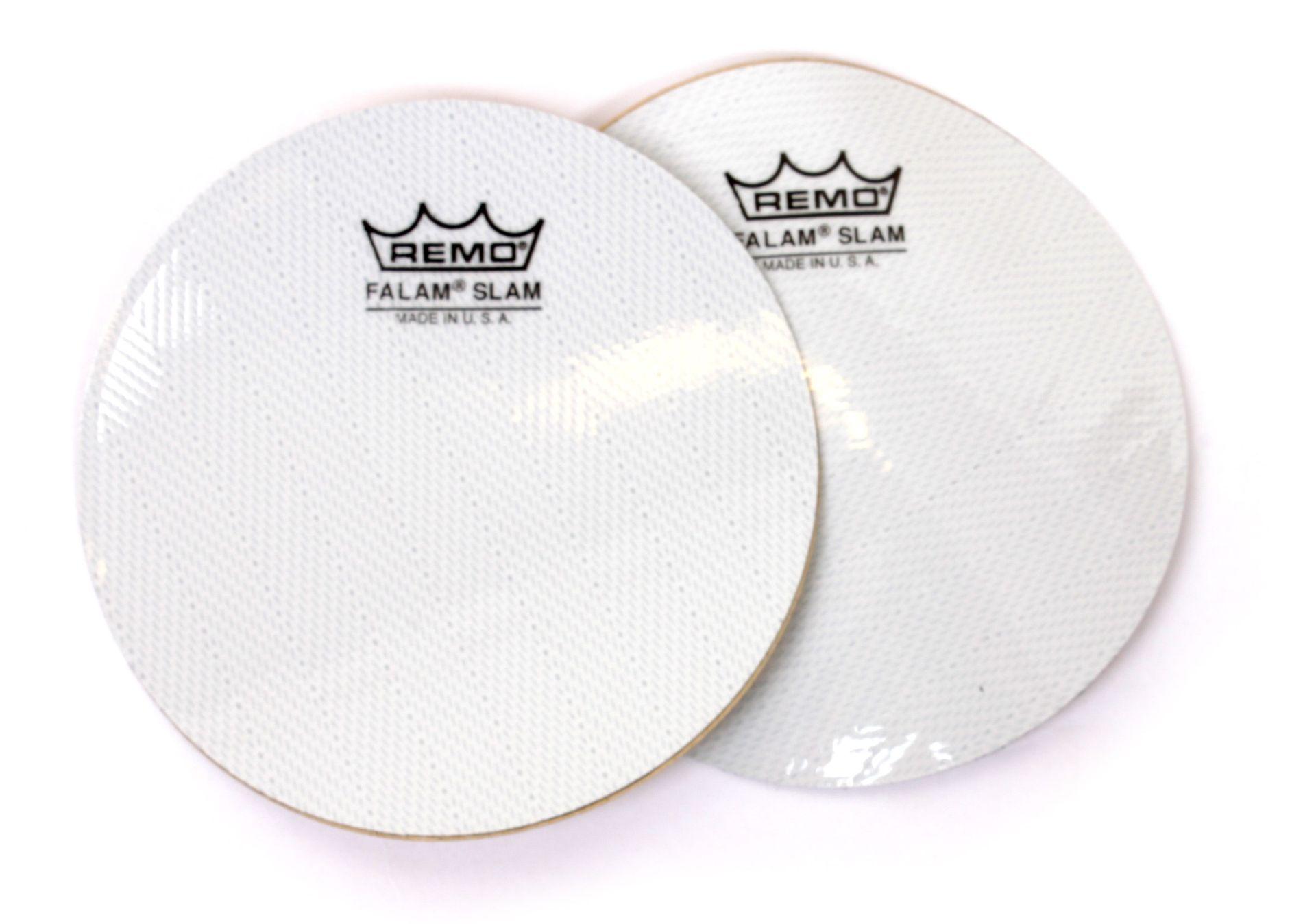 """Remo Falam-Slam-4"""" für Einzelpedal (Inhalt 2 Stück) KS-0004-PH-GW"""