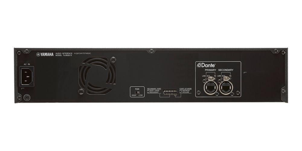 Yamaha TIO1608-D Digitale Stagebox zur Erweiterung der TF-Serie
