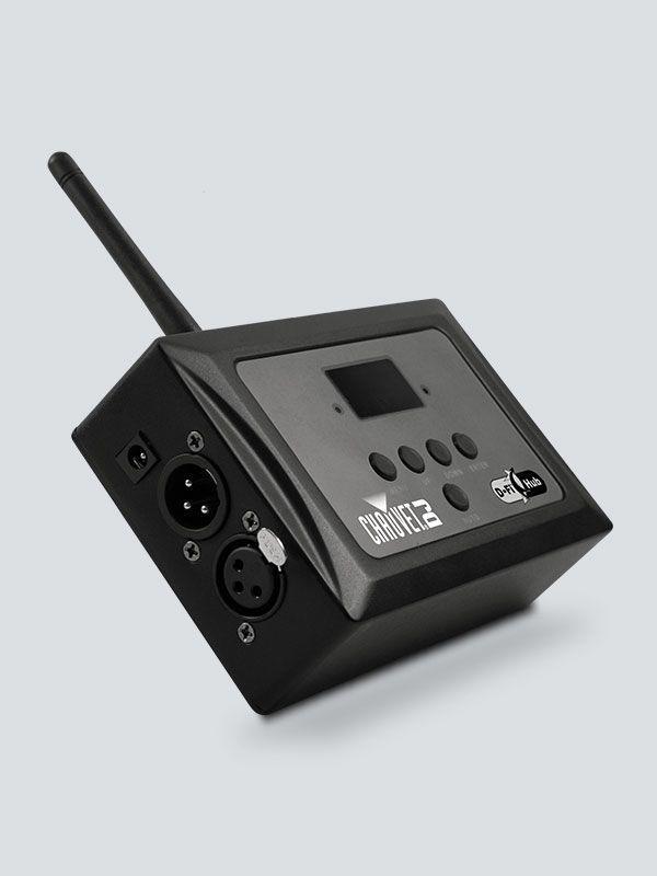 Chauvet DJ D-Fi Hub Wireless DMX Transmitter / Receiver