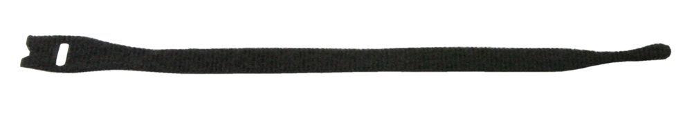 Cordial CKKL 20-200 SET Velcro Kabelklett Kabelbinder 20cm schwarz im 10er-Pack