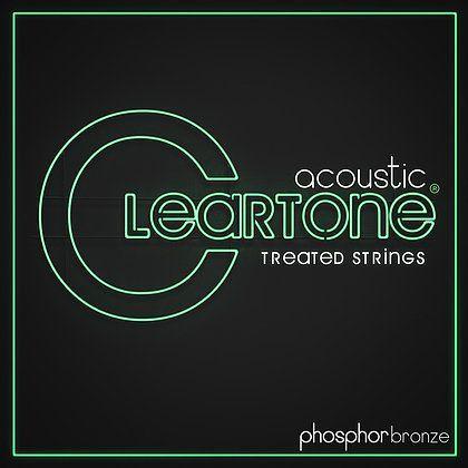 Cleartone Acoustic 11-52 Phosphor Bronze Custom Light