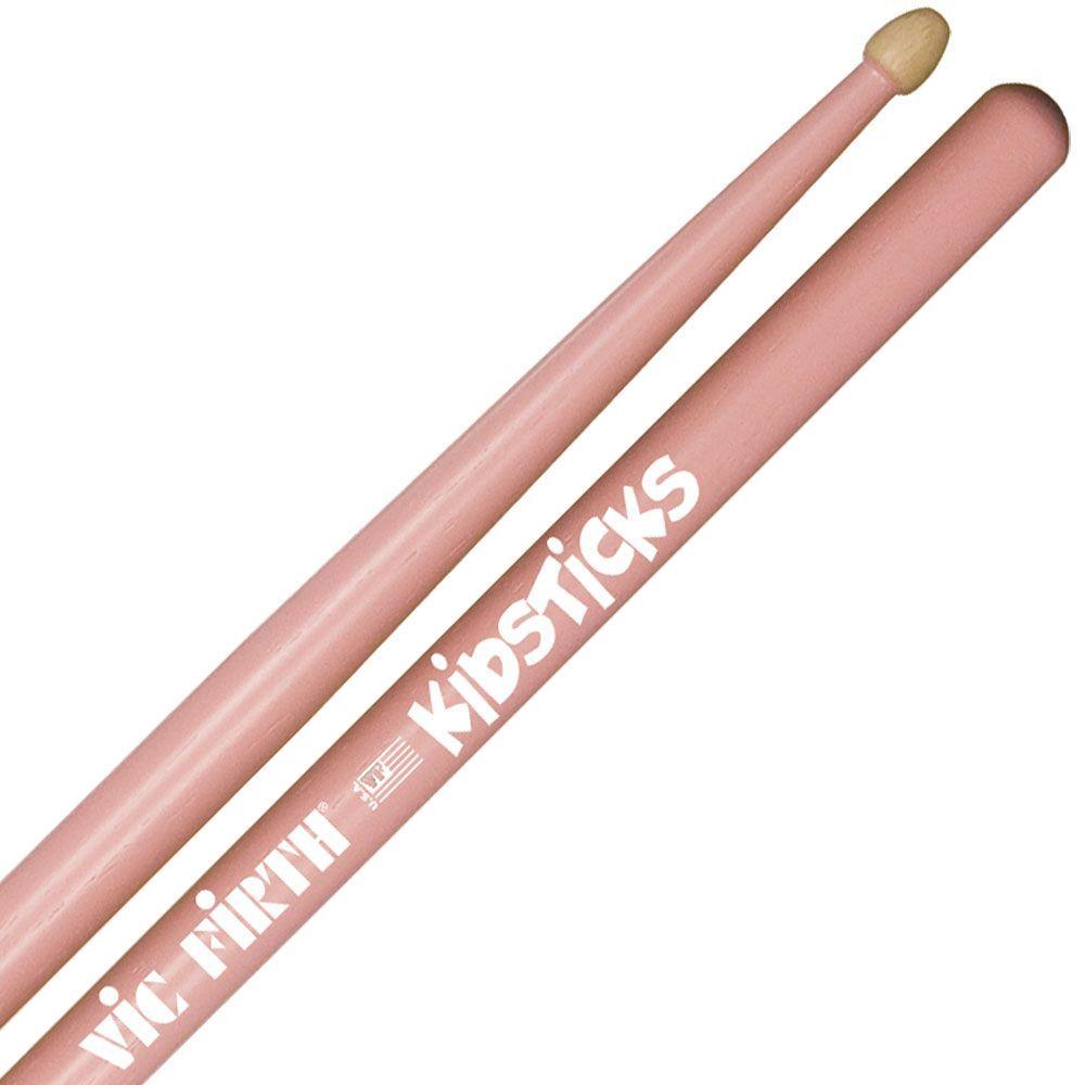 VIC FIRTH KIDS PINK  Kinderdrumsticks Kinderschlagzeugstöcke pink