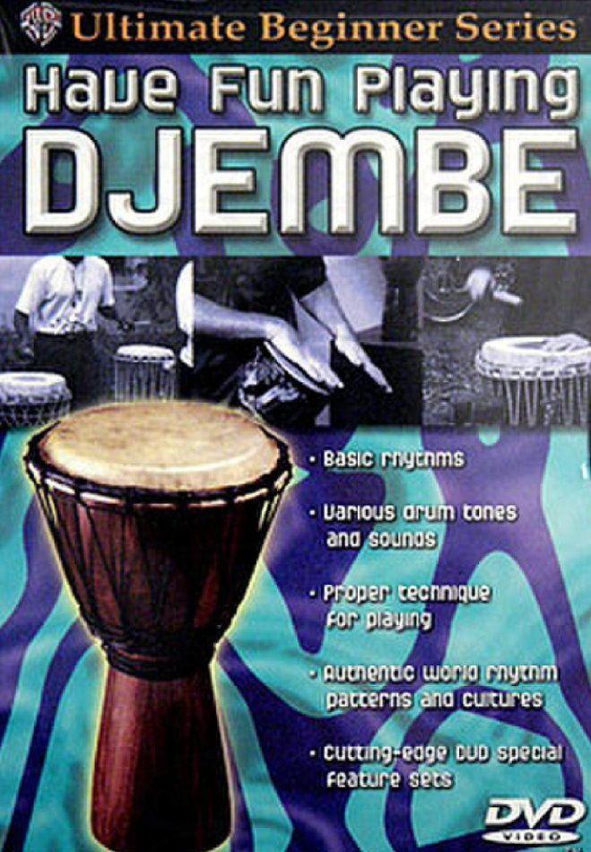 DVD Have fun playing Djembe basic rhythms 905856