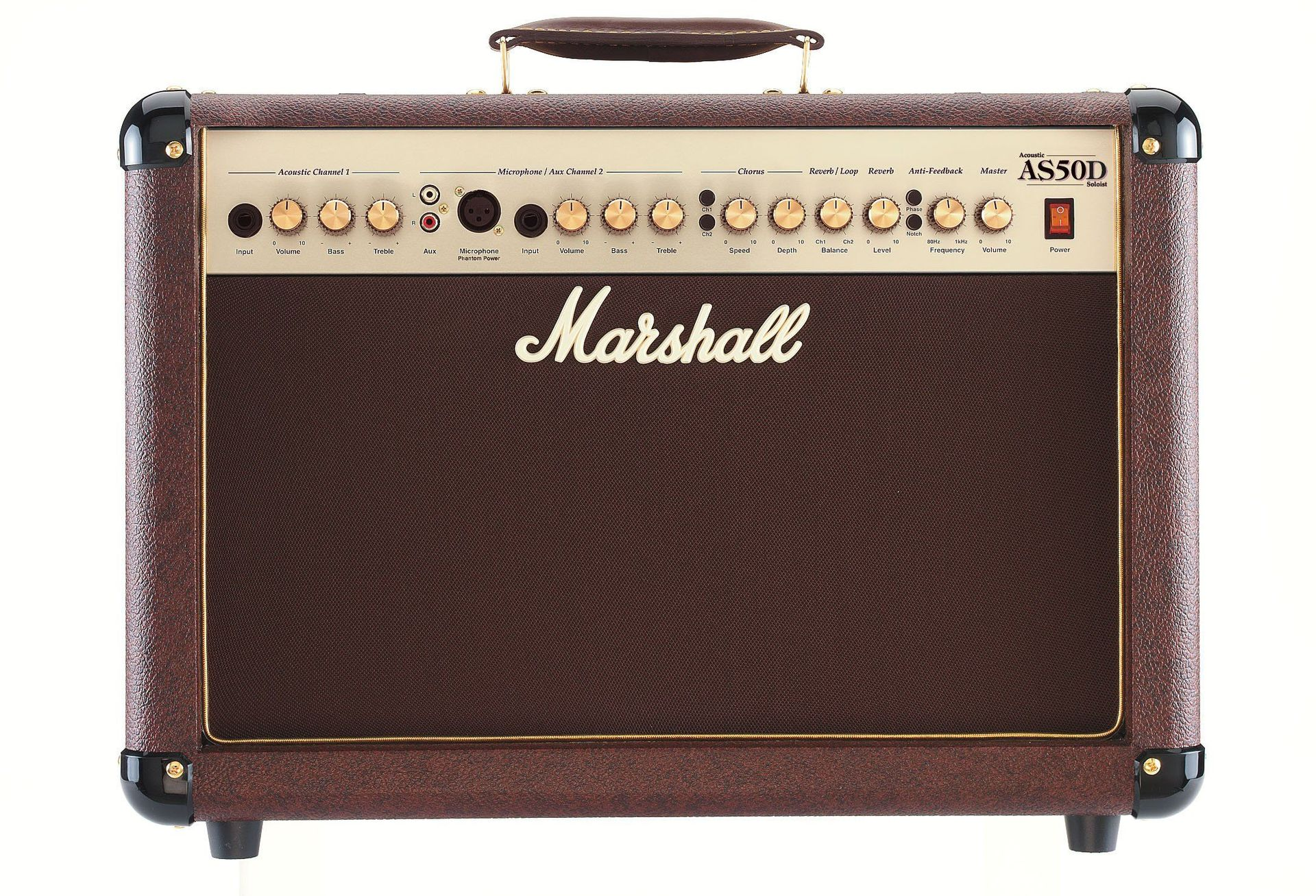 Marshall AS-50 D Akustik Verstärker