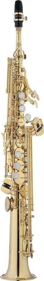 Jupiter JSS-1000Q B-Sopransaxophon-  hoch Fis, hoch-G Klappe