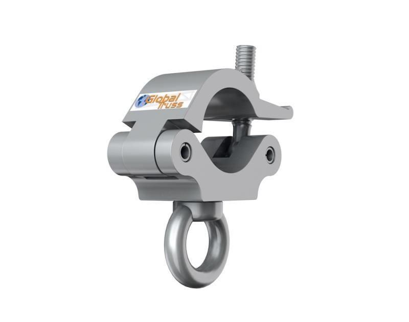 Global Truss 5033 Half Coupler Eye 48-51/50/200kg Klammer mit Ringöse