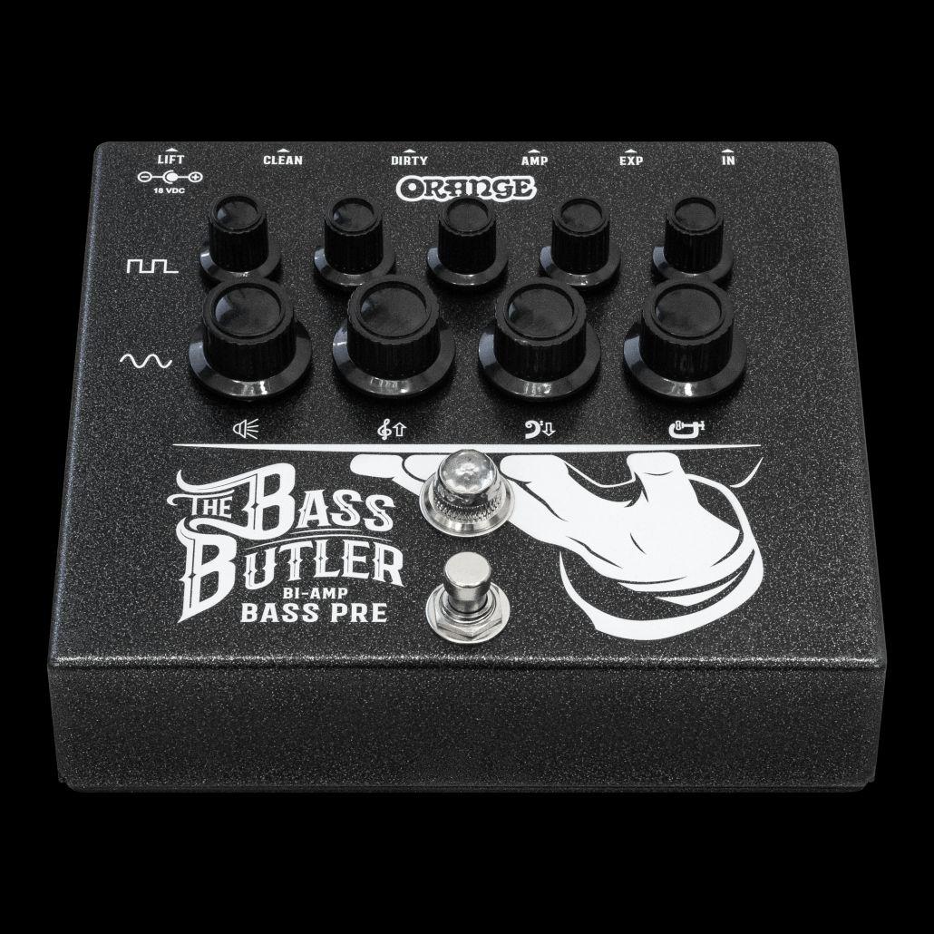 Orange Bass Butler Preamp für E-Bass