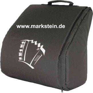 Weltmeister Akkordeon 120 Bass Rucksack-Gigbag schwarz,Saphir, Cassotto 414
