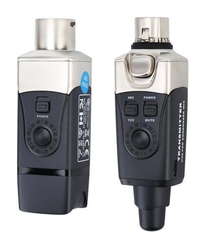 XVive U3C Microphone Wireless System Aufstecksender für Kondensatormikrofone