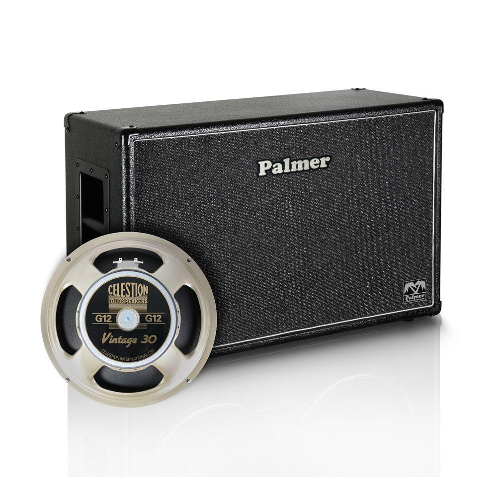 Palmer PCAB212V30  2x12er E-Gitarren Box 100 Watt 8 Ohm Mono 16 Ohm Stereo