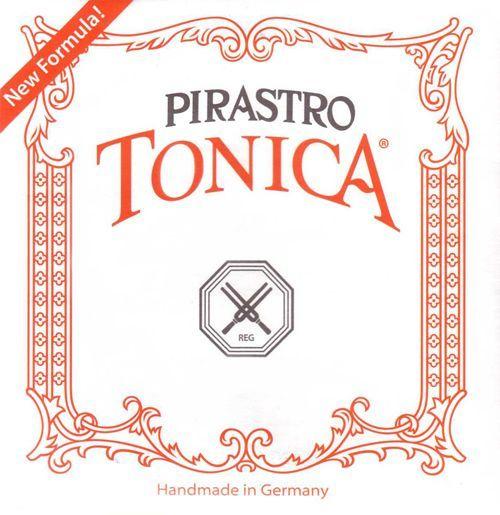 Pirastro Violine Tonica 4/4 Satz 412021 Kunststoffkern Saiten