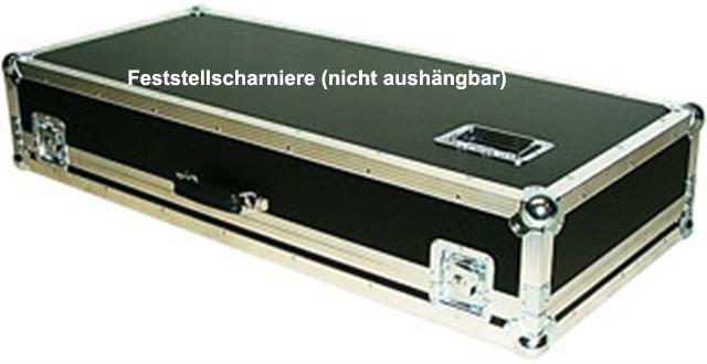KEYBOARD-CASE TYP SPEZIAL-76 Kunststoff-Maßanfertigung