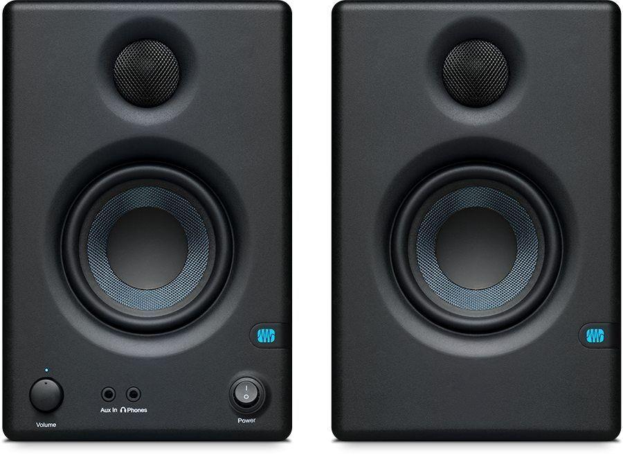 Presonus Eris E3.5 Aktive Studiomonitore für Recording und Multimedia, Paar