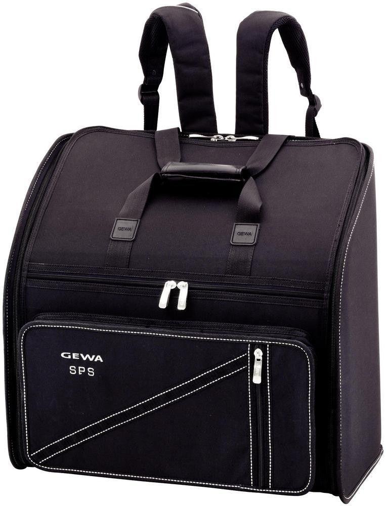 GEWA Akkordeon Rucksack-Gigbag 96 Bass Prestige SPS, gepolstert, Rucksackgurte