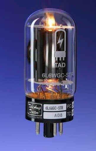 TAD Tubes 6L6WGC-STR Duett