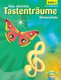 Noten MEINE ALLERERSTEN TASTENTRÄUME 2 VHR 3401 Holzschuh