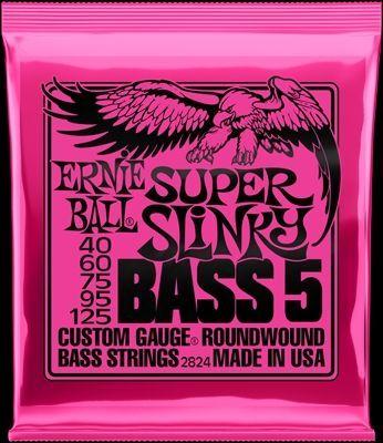 Ernie Ball EB2834 E-Bass Saiten