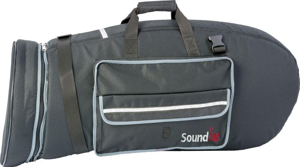SoundLine F-Tuba-Gigbag Tasche 90 cm Höhe / 38 cm Schallstück