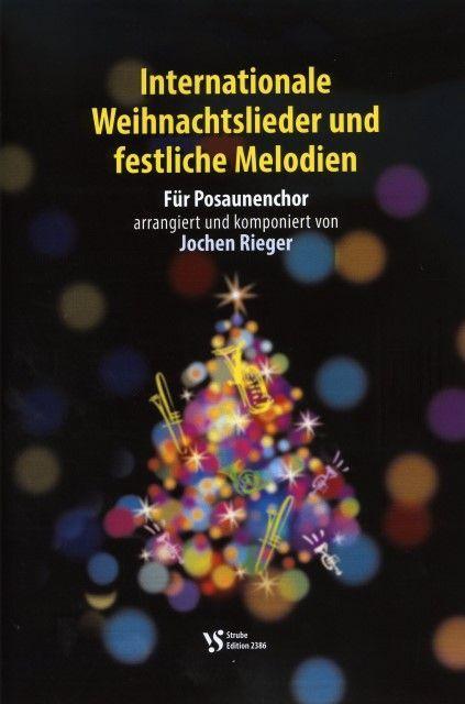 Noten Internationale Weihnachtslieder und festliche Melodien VS 2386 Strube