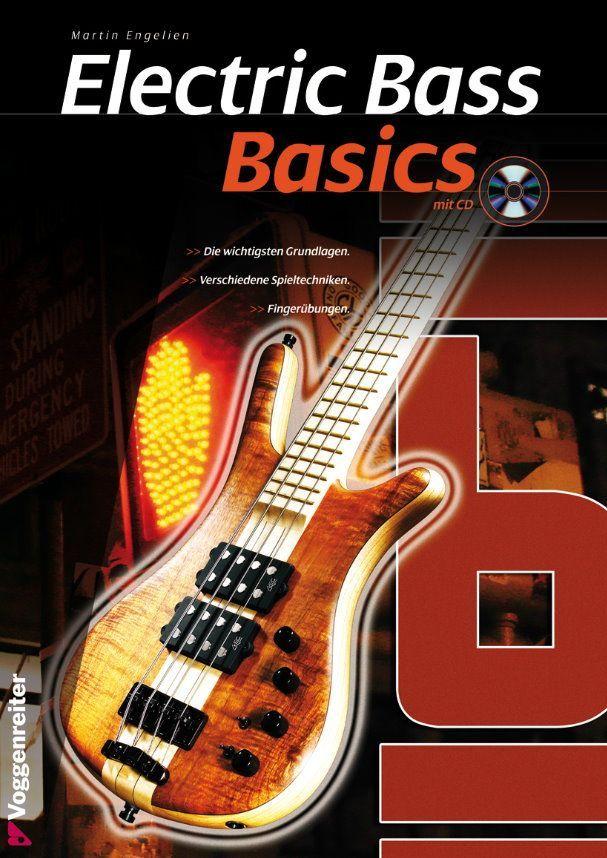 Noten Electric Bass Basics mit CD Voggenreiter 644  Markstein Notensuche