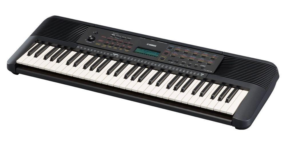 Yamaha PSR-E-273 Keyboard mit 61 Tasten und Begleitautomatik u. Lernfunktion