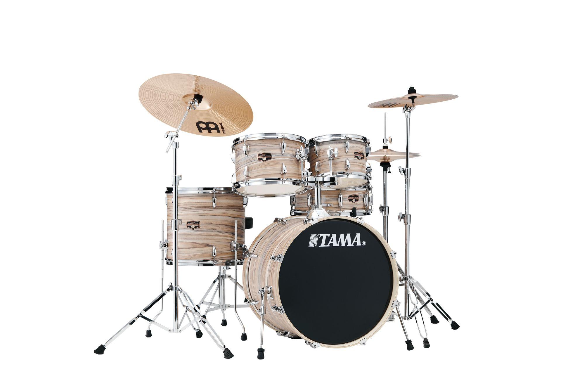 Tama Imperialstar Schlagzeugset -IE52KH6W-NZW