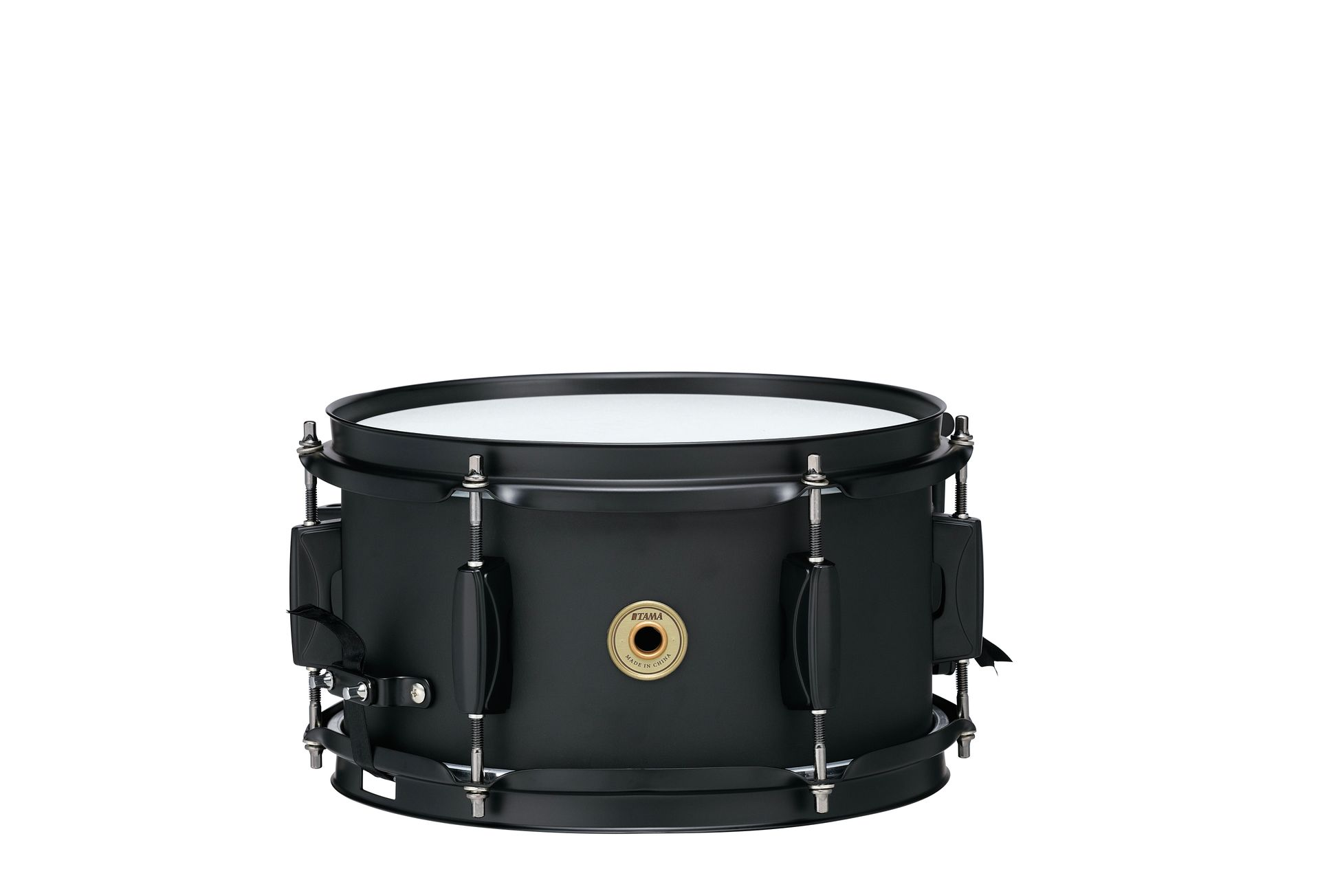 "Tama Metalworks 10 x 5,5"" Black Steel Snare"