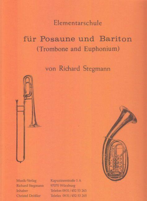 Schule Elementarschule für Posaune & Bariton Richard Stegmann