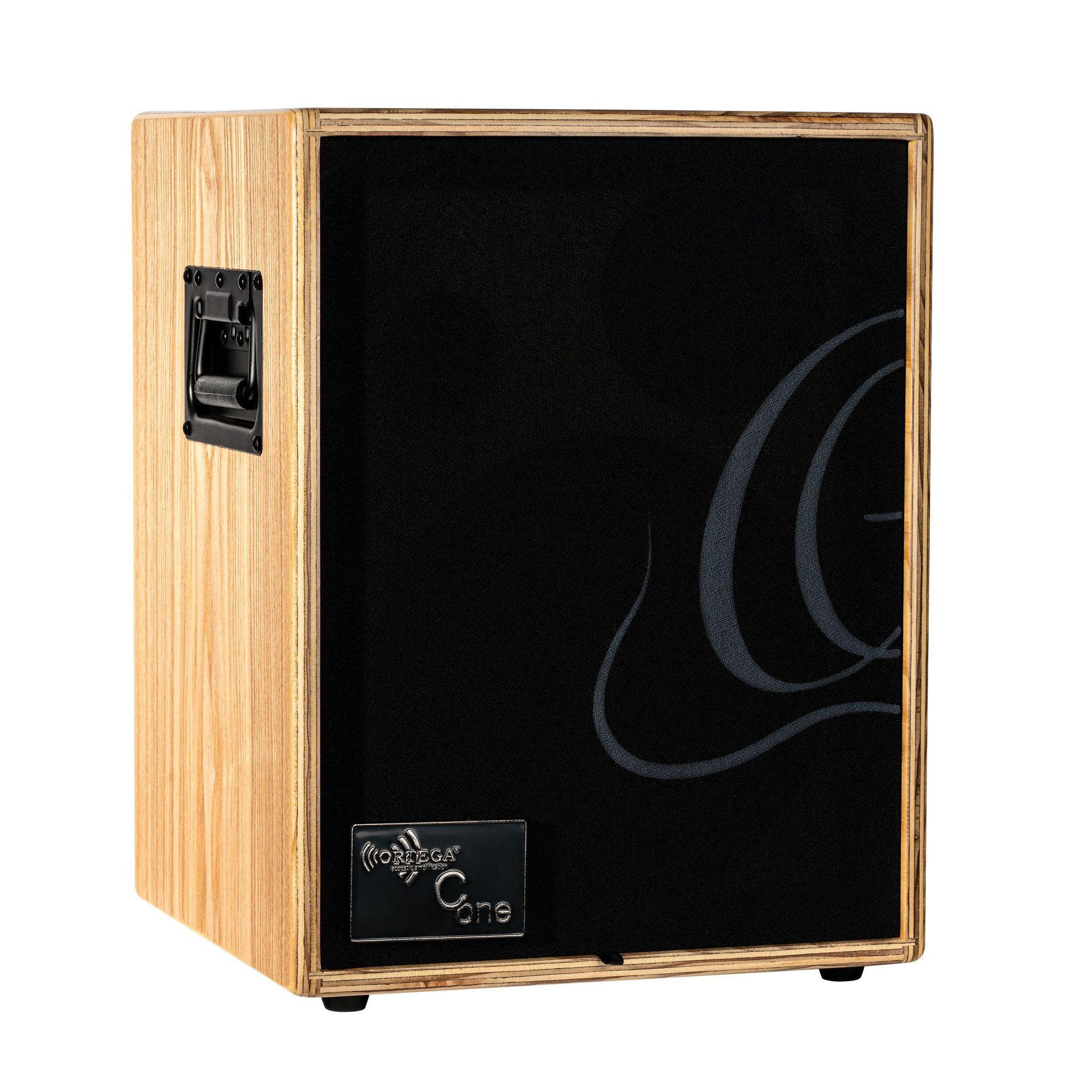 Ortega CONE-ASH Akustikverstärker 100 Watt Escheoptik