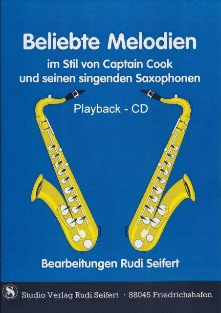 CD Playback Beliebte Melodien Folge 5 im Stile von Captain Cook