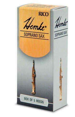 Hemke Blatt Sopran-Saxophon 3,0 mittelschwer