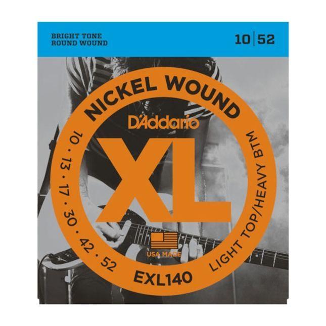 D'Addario EXL140  E-Gitarren Saiten .010-.052